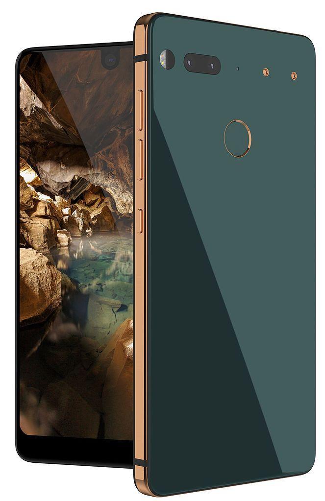 Обзор Essensial Phone