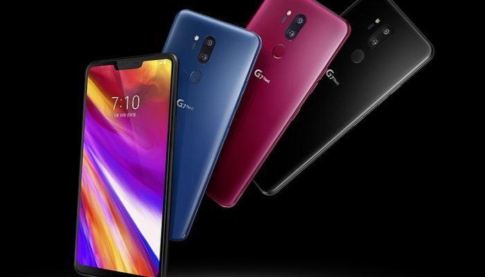 LG G7 ThinQ — «Обычный» флагман