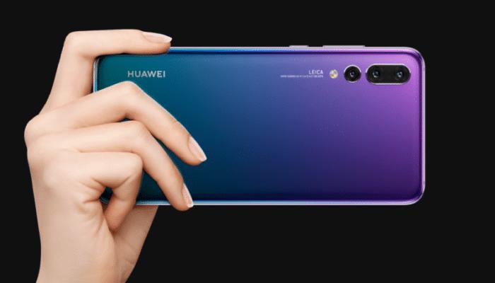 Huawei P20 - Водопроницаемый флагман