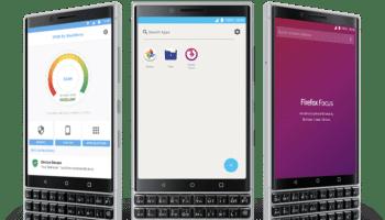 BlackBerry Key2 LE — С клавиатурой лучше!