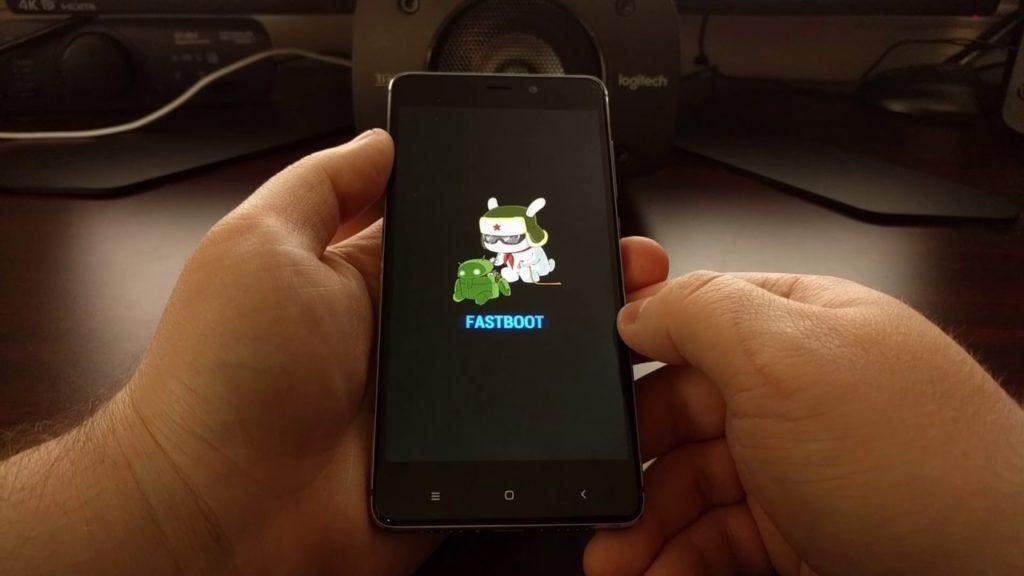 Fastboot режим на Xiaomi