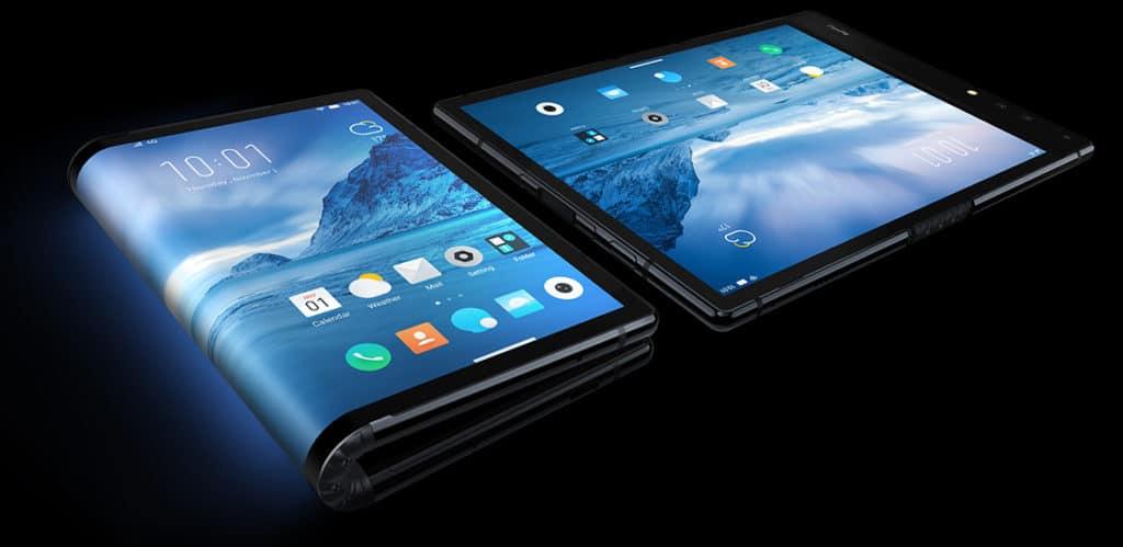 Складные смартфоны: массовое пришествие в 2019 году