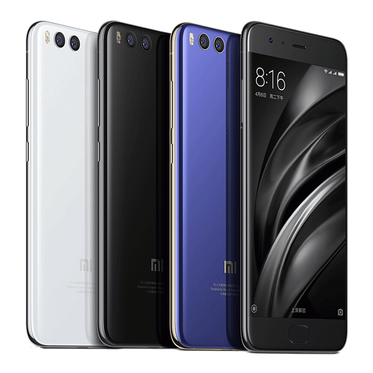 Xiaomi Mi 6 — Китайский флагман