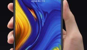 Xiaomi Mi Mix 3 — Стильный слайдер