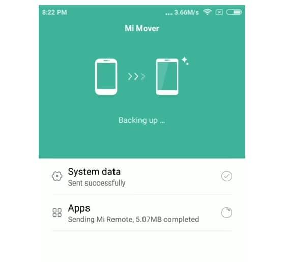Полное руководство для переноса данных на смартфон Xiaomi