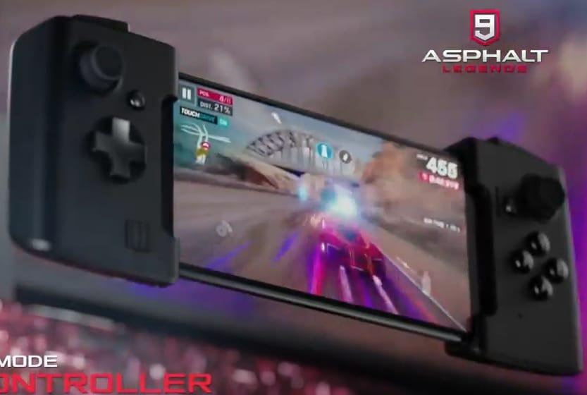 Asus ROG Phone — Nintendo Switch на Android?