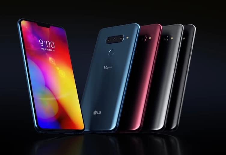 LG V40 ThinQ — Достойная покупка