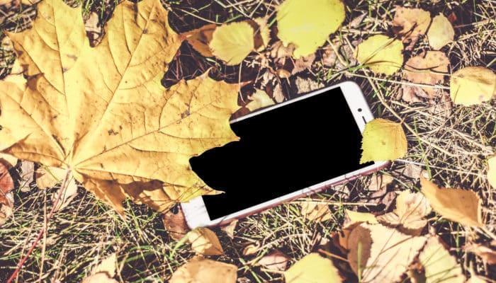 Поиск и отслеживание потерянного телефона Xiaomi