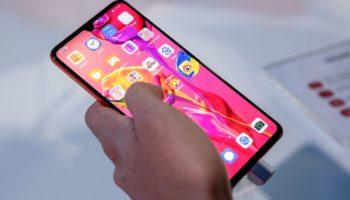Как настроить рабочий экран Huawei